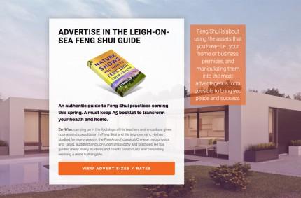 Landing Page – Feng Shui